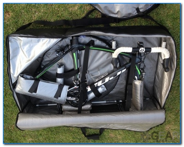 CL CB CYCLE BAG 26INCH 4 - Bicycle Bag - COMPLETE