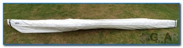 Surfski PVC Bag 2 - Surk-Ski Cover - SGL - PVC