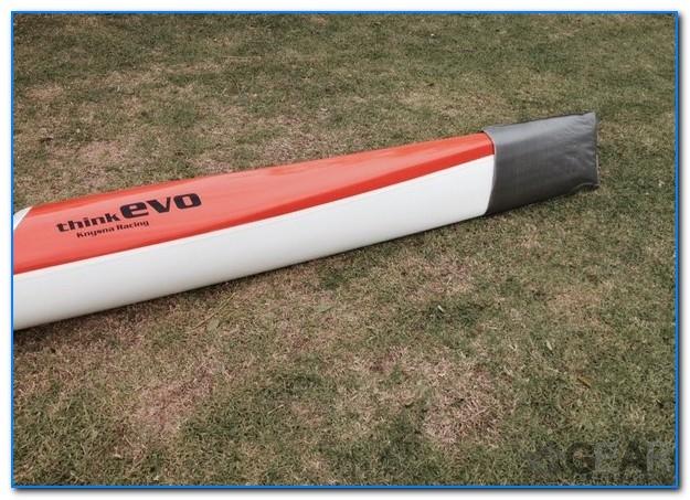 Surfski PVC Bag Bow pad 1 - Surk-Ski Cover - SGL - PVC
