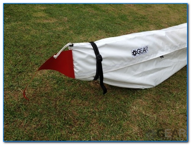 Surfski PVC Bag stern - Surk-Ski Cover - SGL - PVC