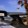 Wing Bar Protector 100x100 - Board Protectors THULE Wing 65cm PVC