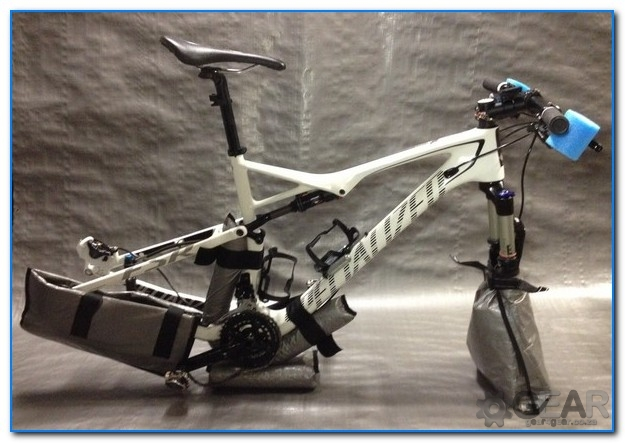 bike bag 11 - Bicycle Bag - COMPLETE