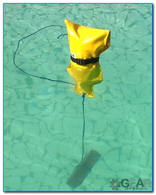 buoy bag in use1 - Buoy Bag - gear4gear