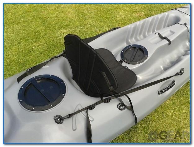 chumani with backrest 1 - Kayak BackRest - gear4gear
