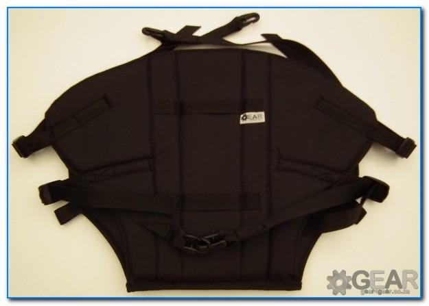 gear kayak backrest back - Kayak BackRest - gear4gear