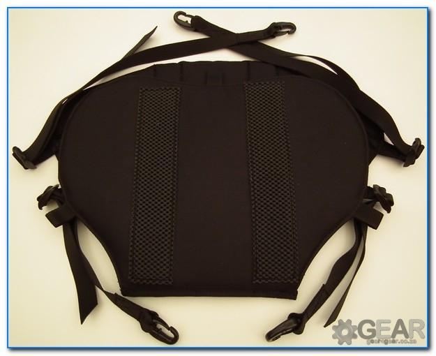 gear kayak backrest underside - Kayak BackRest - gear4gear