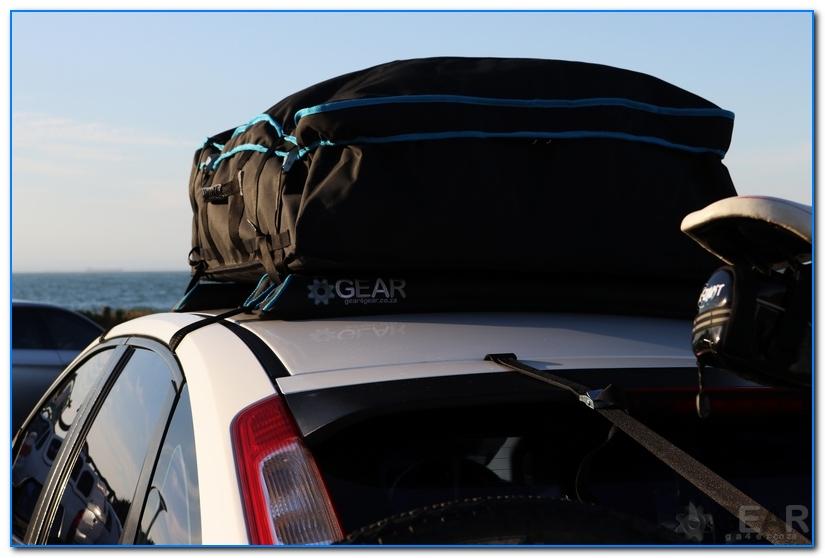 Roof Bag - Roof Top Bag - gear4gear